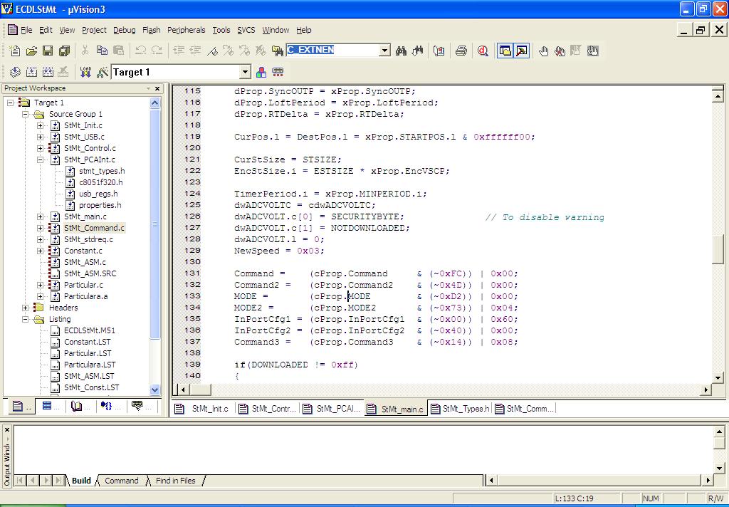 Usb driver for stepper motor controller for Stepper motor control software
